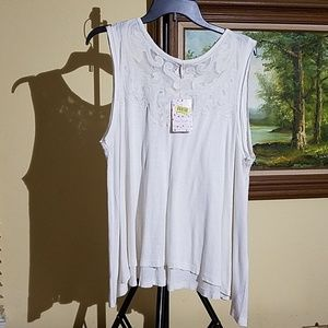 Free people top blouse size(m)A49